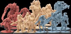 Godtear - Figurines