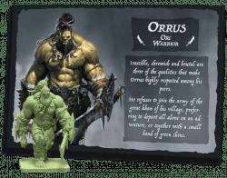 OrcQuest - Orrus