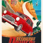 Getaway Driver – par Uproarious Games – livraison mars 2019