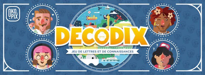 bandeau Décodix projet Ulule