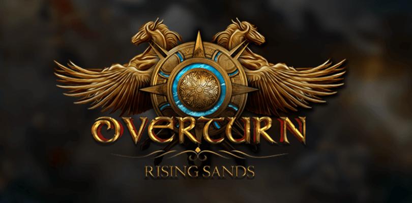 Overturn Rising Sands