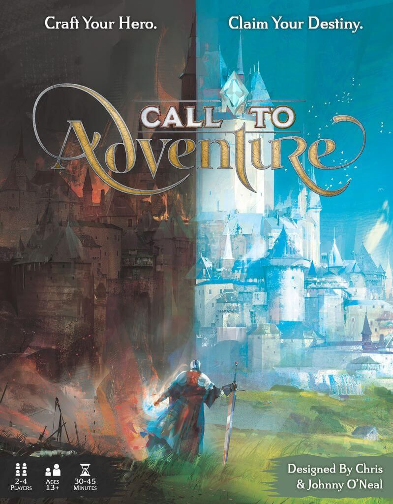 Jeu Call to Adventure par Brotherwise Games