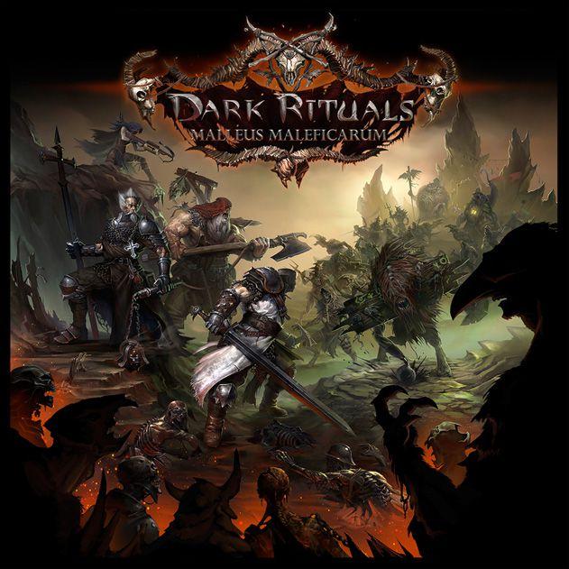Jeu Dark Rituals