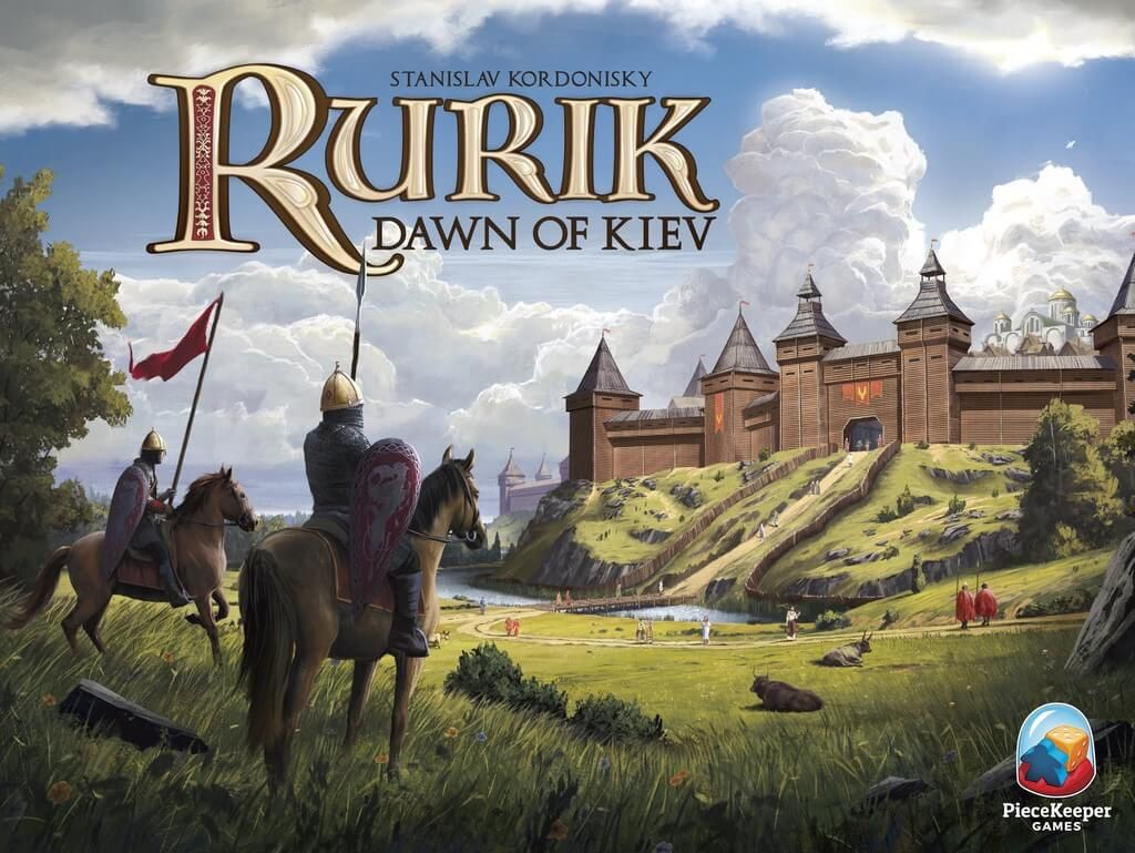 Rurik -Dawn of Kiev
