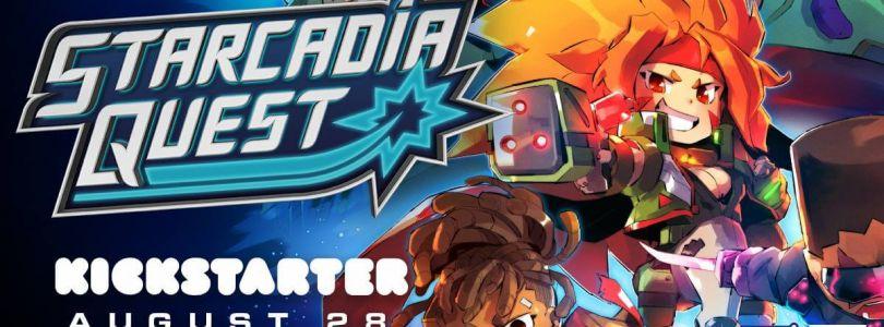 Starcadia Quest - annonce du KS