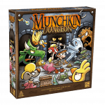 Munchkin Dungeon – par CMON – le 29 janvier