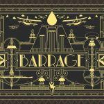 Barrage – par Cranio Creation – livraison avril 2019