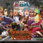 BattleCON – Remastered edition – par Level 99 – livraison août 2019
