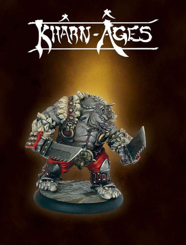 Figurine jeu Kharn-Ages