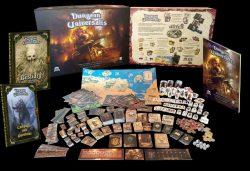 Dungeon Universalis - Matériel