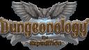 Jeu Dungeonology - par Ludux Magnus - Logo