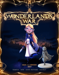 Jeu Wonderland's War - par Druid City Games - Teaser