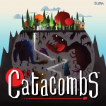 Catacombs (3eme edition + playmats) – par Elzra Games – livraison avril 2019