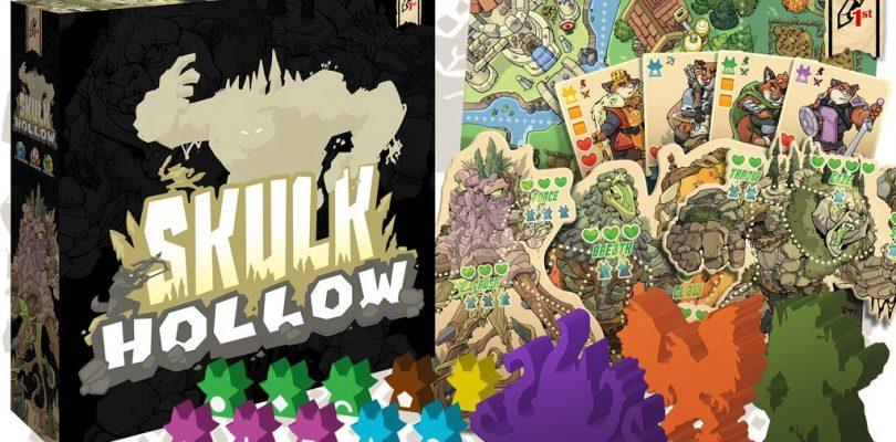 Skulk Hollow - matériel