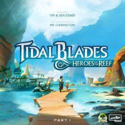 Tidal Blades - Boite