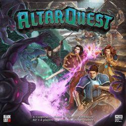 Jeu Altar Quest parBlacklist Games