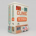 Jeu CliniC - Deluxe Edition et extension par AV Studio
