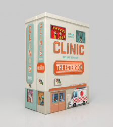 Jeu CliniC - Deluxe Edition et extension par AV Studio