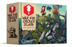Jeu War for Chicken Island