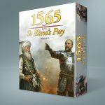 1565: St Elmo's Pay – par Hall or Nothing Games – Q2 ou Q3 2019