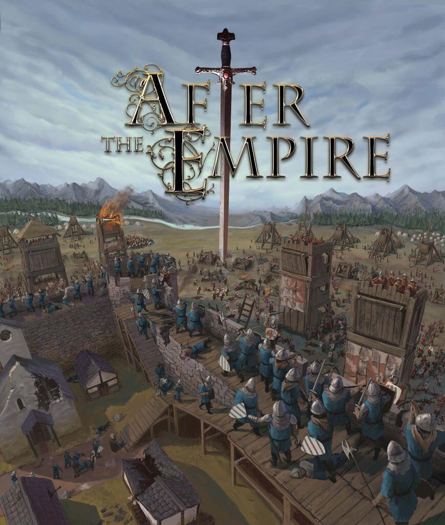 Jeu After the Empire par Grey Fox Games