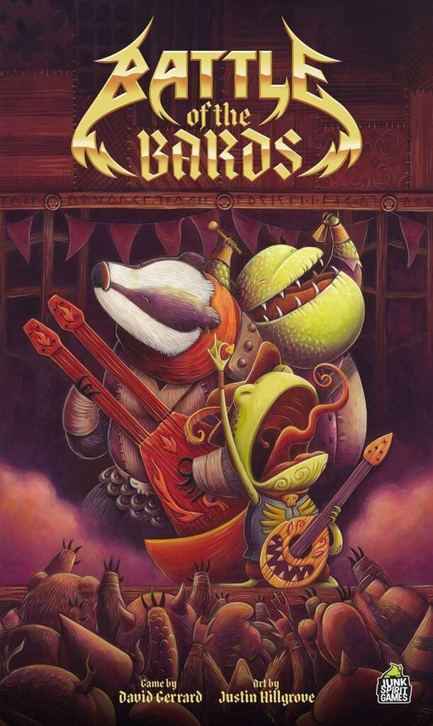 Jeu Battle of the Bards
