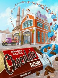 Jeu Chocolate Factory par Alley Cat Games