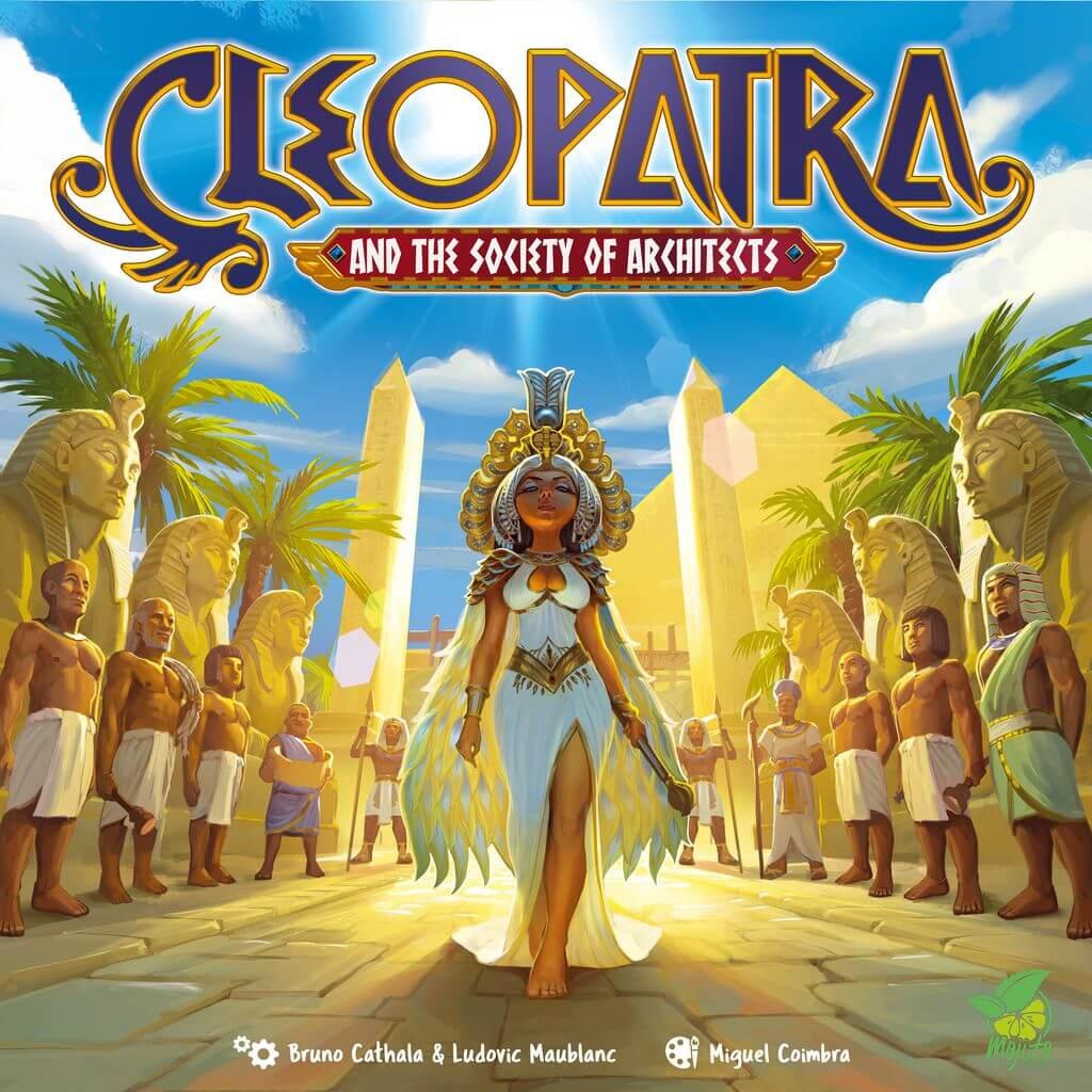 Jeu Cleopatra and the Society of Architects par Mojito Studios