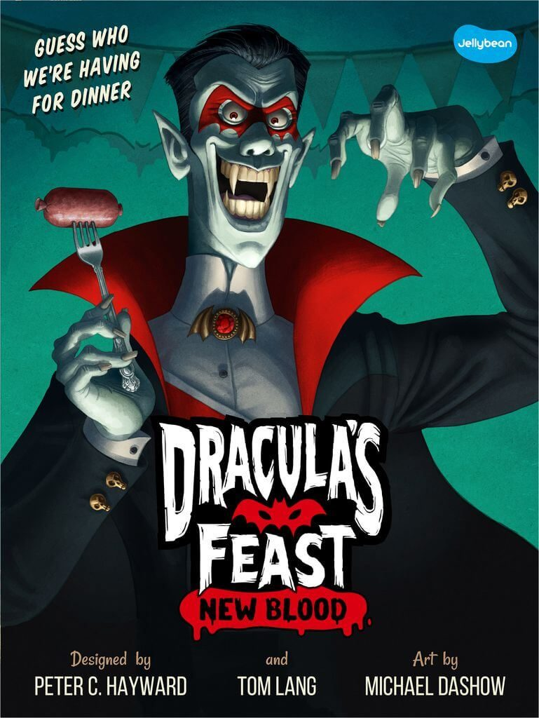 Jeu Dracula's Feast: New Blood par Jellybean