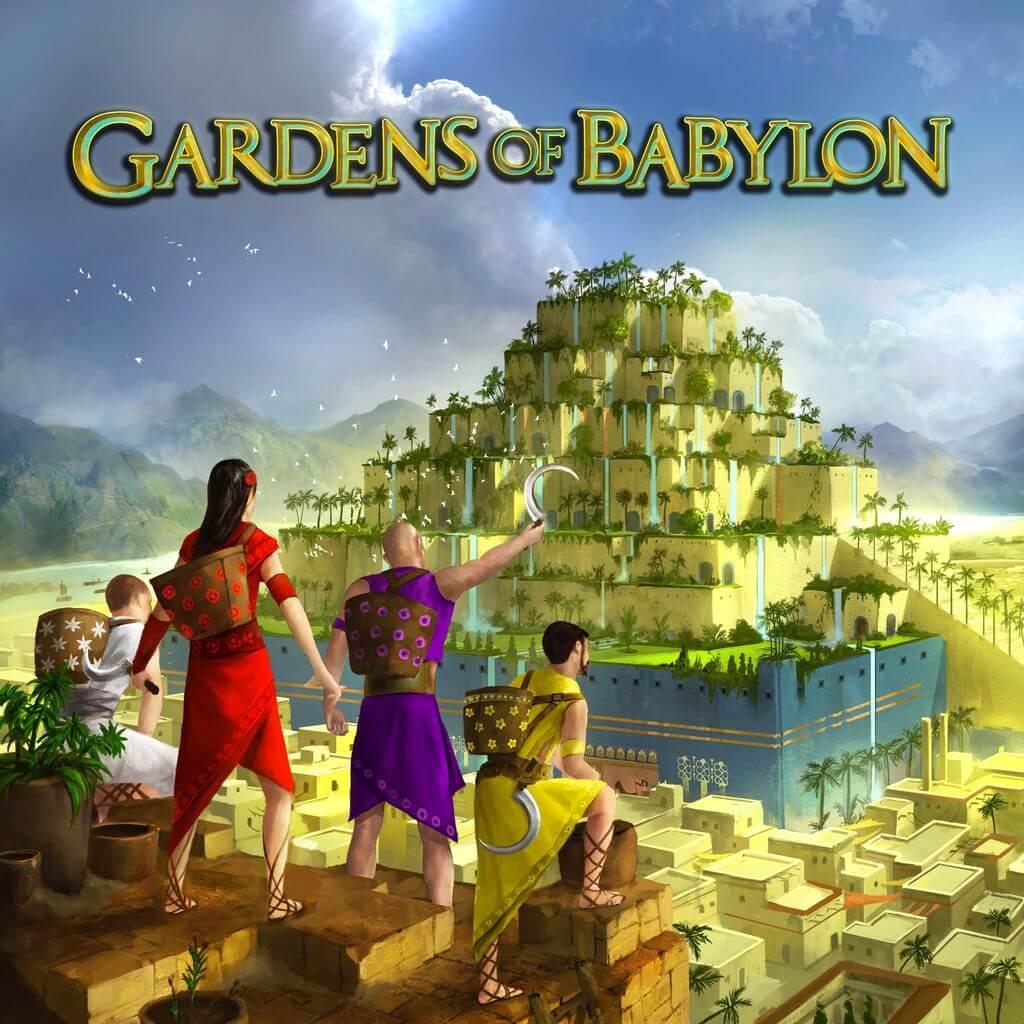 Jeu Gardens of Babylon