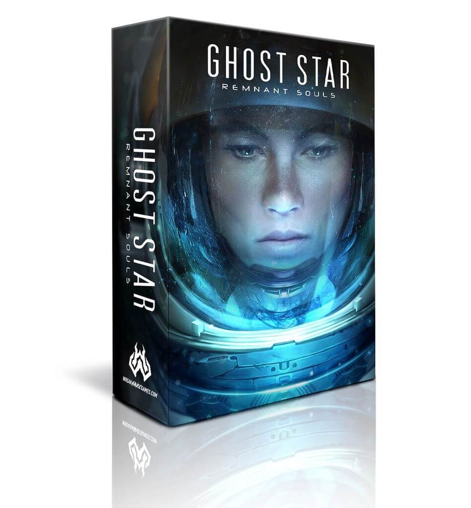 Jeu Ghost Star - Kickstarter par Wreak Havoc
