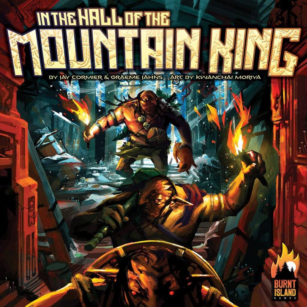 Jeu In the Hall of the Mountain King