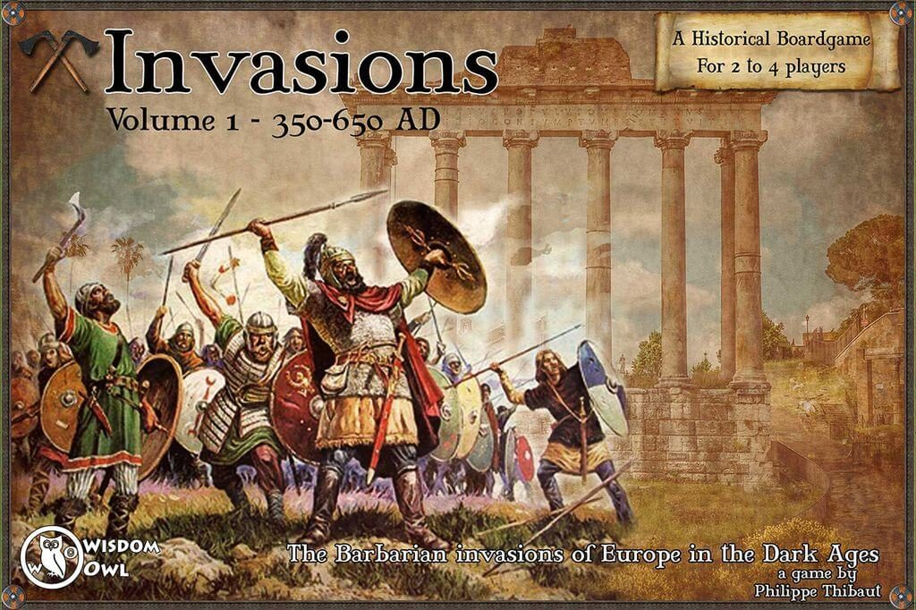 Invasions - Volume 1