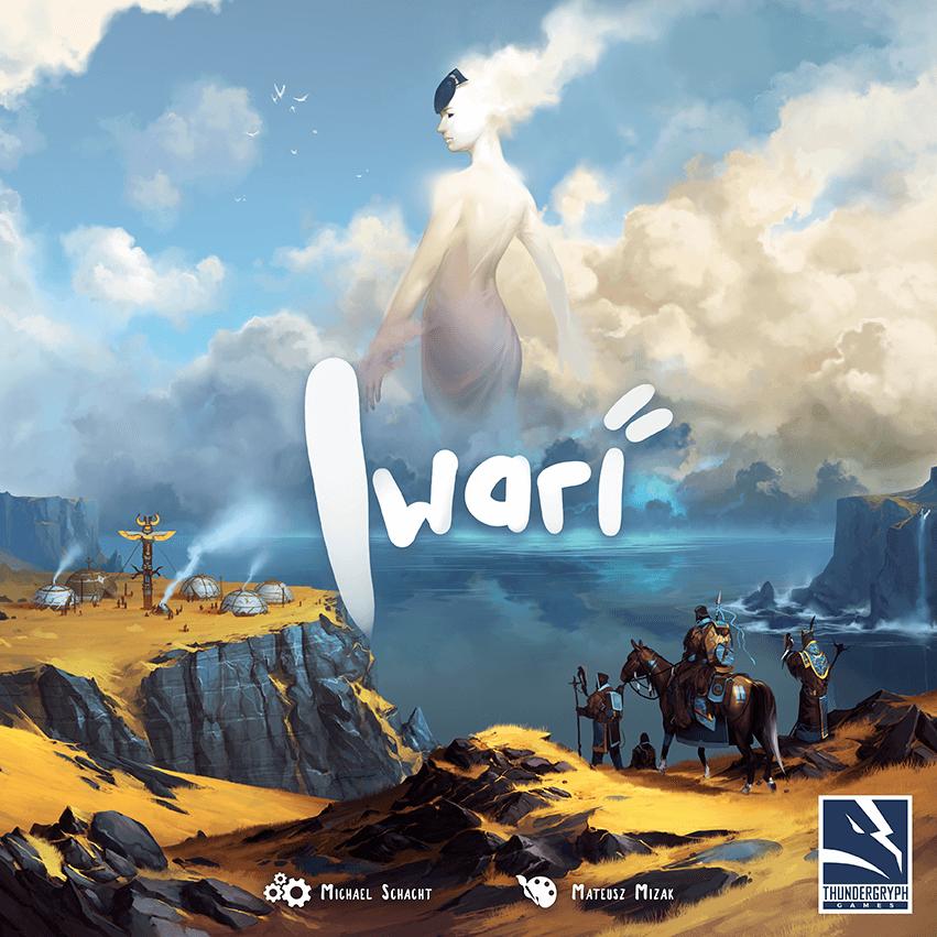 Jeu Iwari par Thundergryph Games