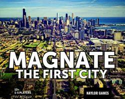 Jeu Magnate - The First City parNaylor Games
