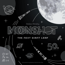Jeu Moonshot - The Next Giant Leap par Game Shuttle Labs