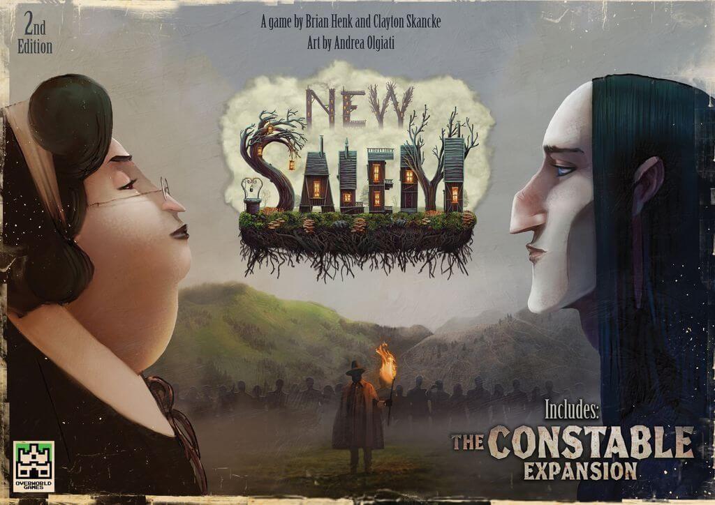 Jeu New Salem (2nd edition) par Overworld Games