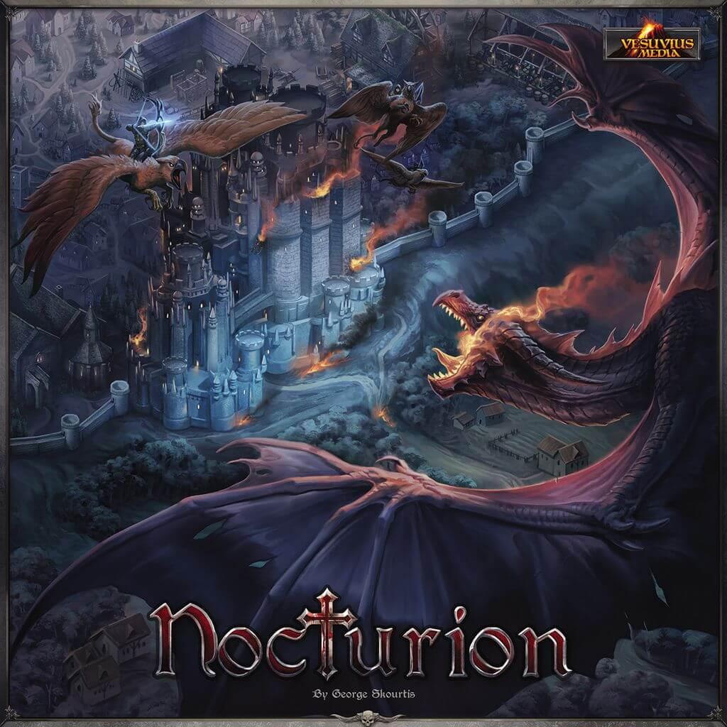 Jeu Nocturion