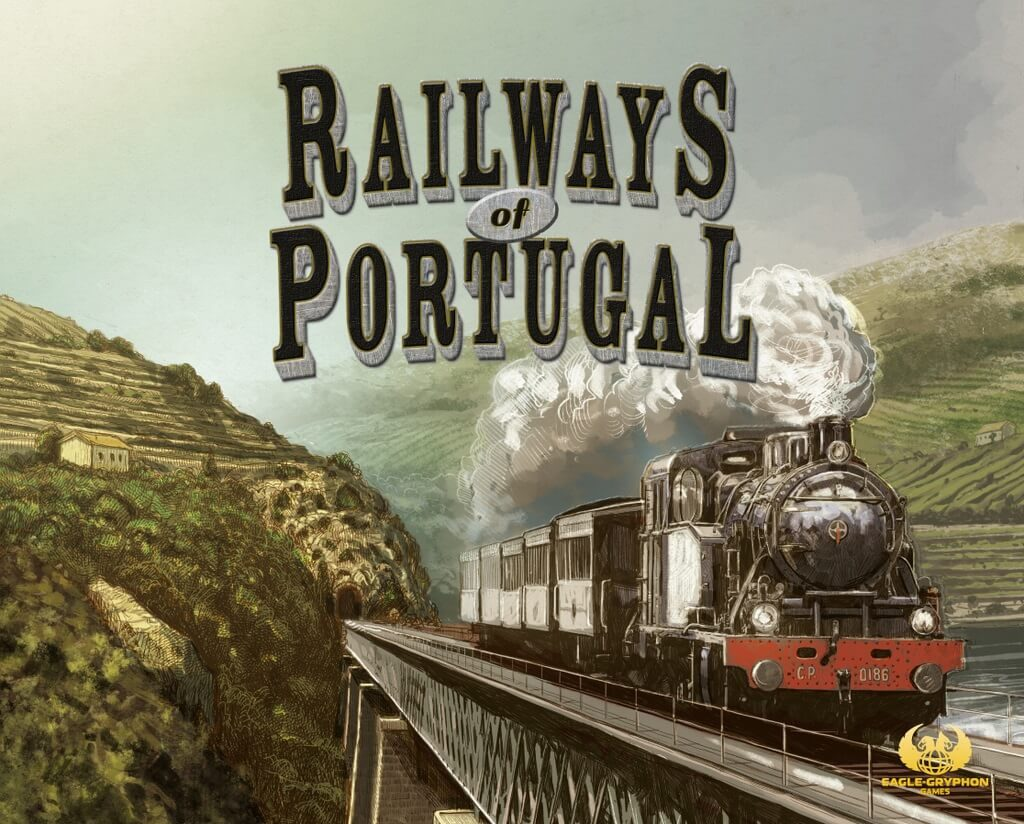 Jeu Railways of Portugal par Vital Lacerda - Eagle Gryphon