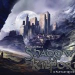 Jeu Shadows of Kilforth (ex-Touch of Death) - par Hall or Nothing Games