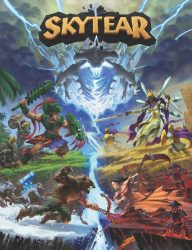 Jeu Skytear - Kickstarter par PvP Geeks KS