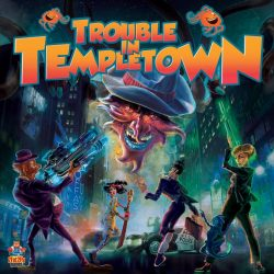 Jeu Trouble in Templetown par 2fat2fly
