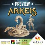 Arkeis – par Ankama – le 5 novembre 2019