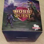 Boss Quest – par Débâcle jeux – livraison août 2019