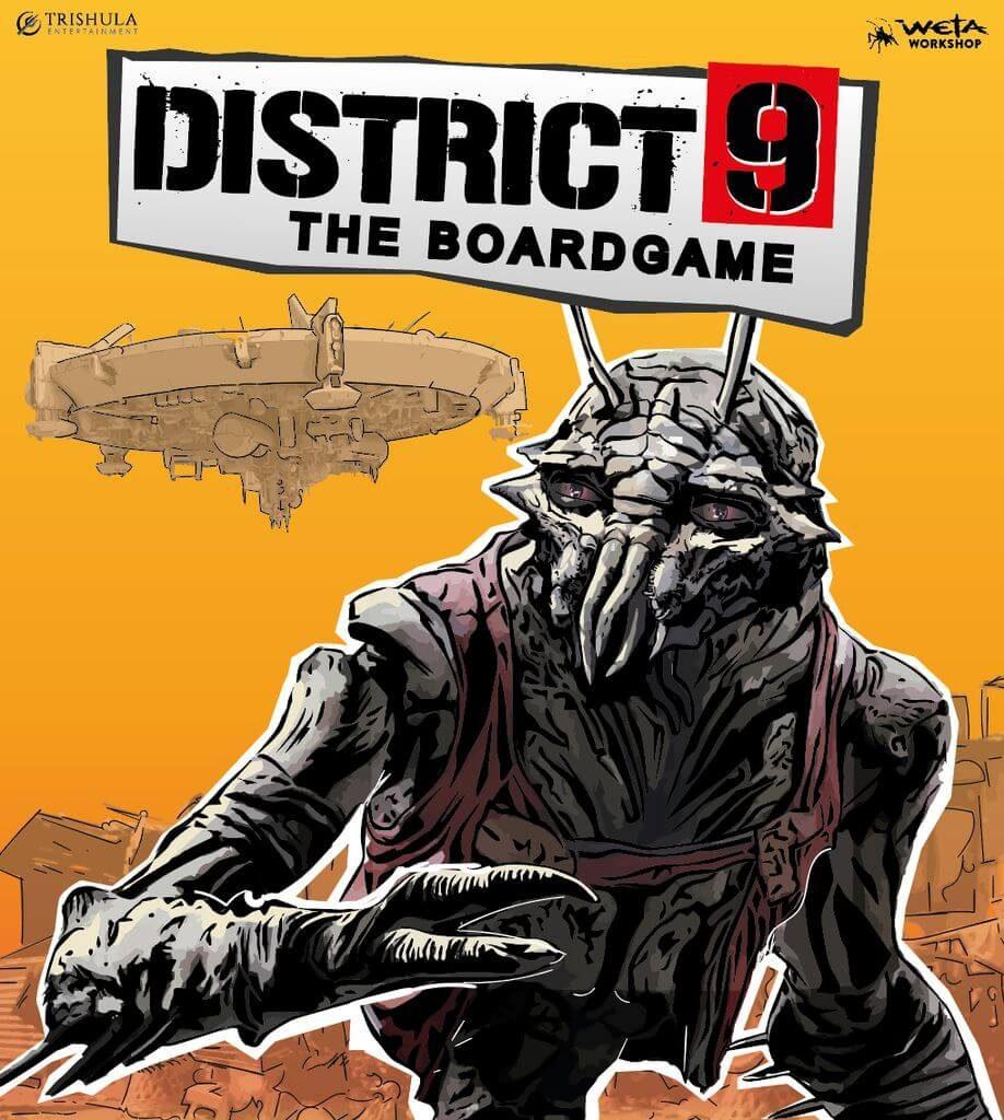 Jeu District 9 par Weta Workshop