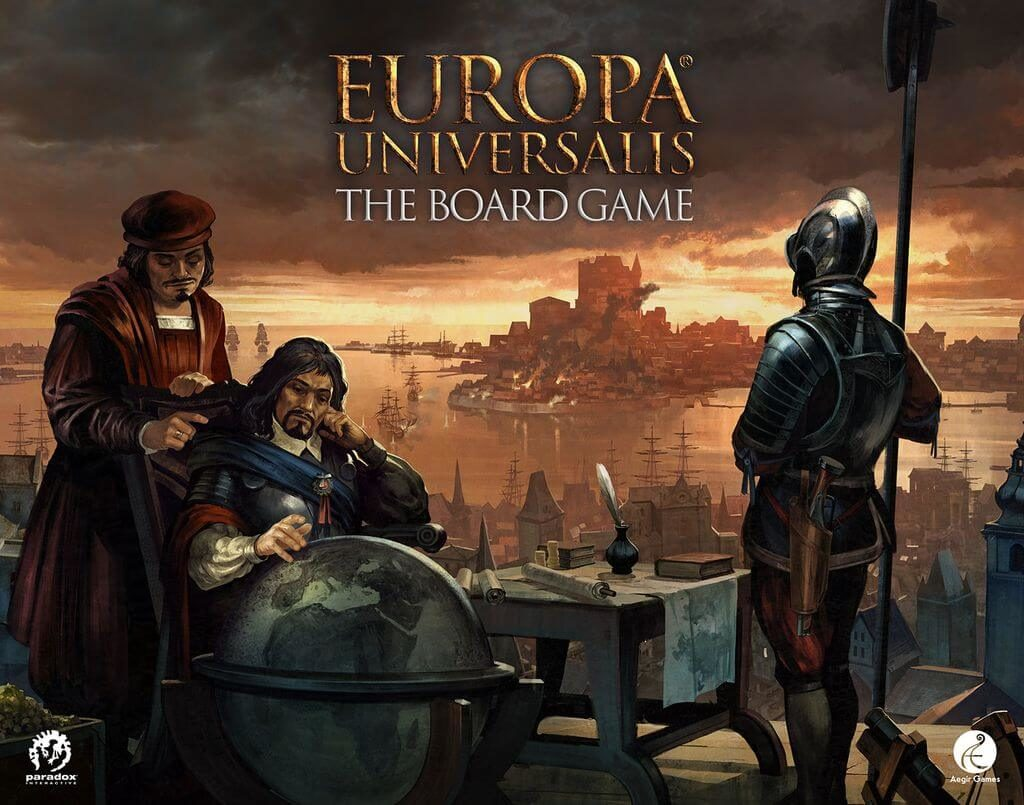 Jeu Europa Universalis - The Price of Power par Aegir Games
