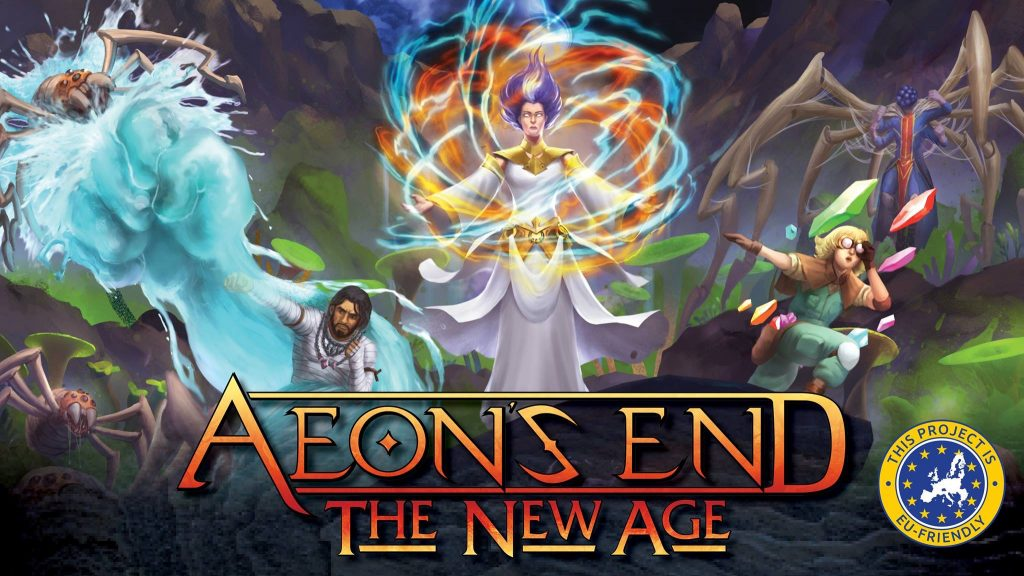 Jeu Aeon's End : The New Age