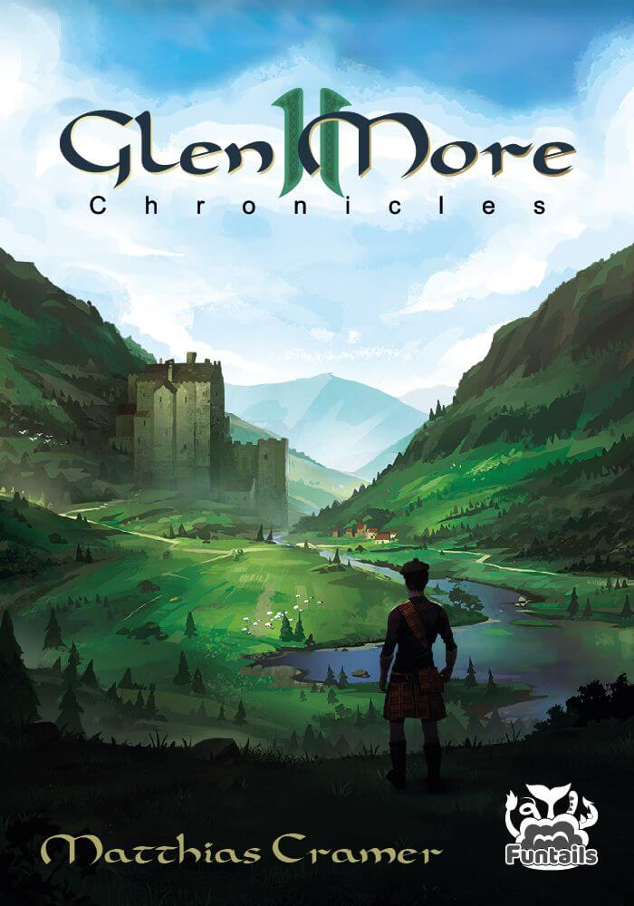 Jeu Glen More 2 - Chronicles par Funtails