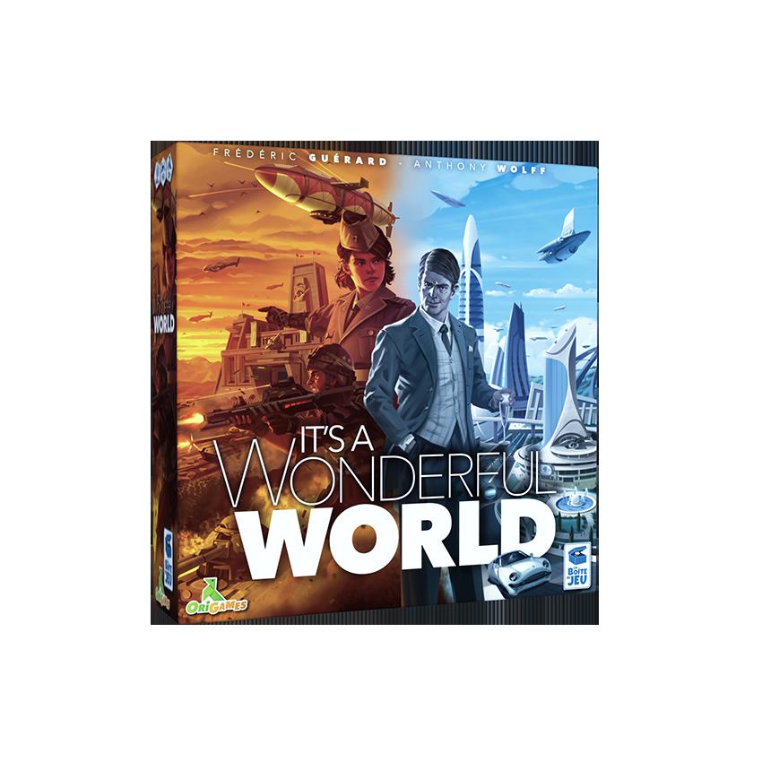Jeu It's a Wonderful World par La boîte de jeu