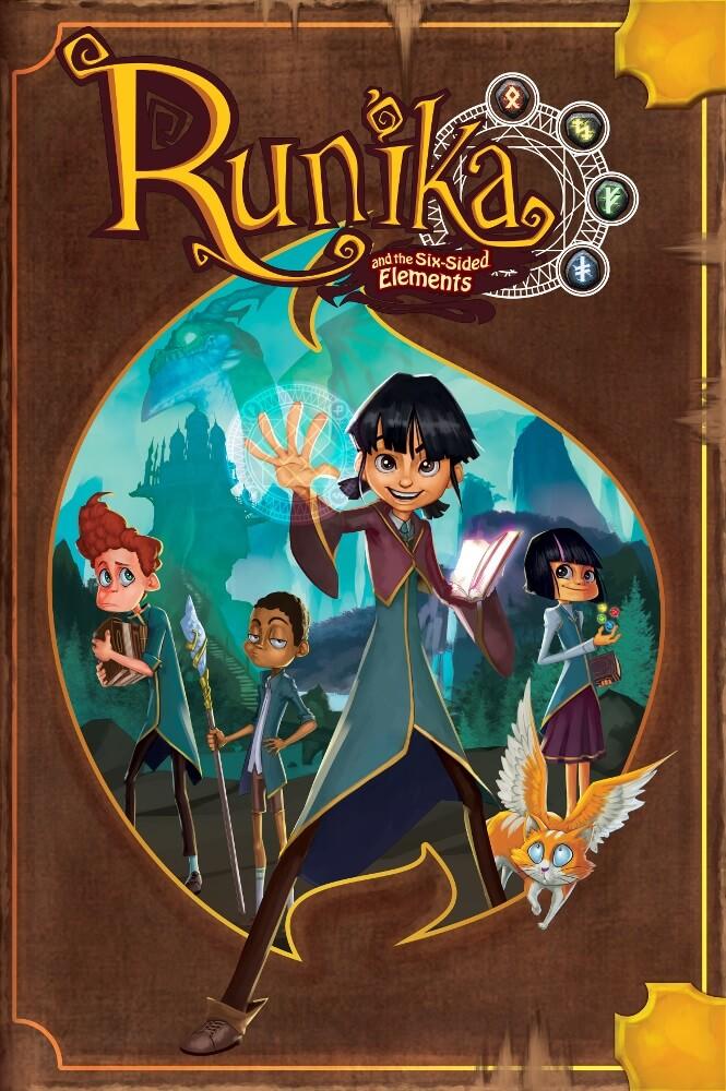 Jeu Runika and the Six-sided Elements par Fox Tale Games